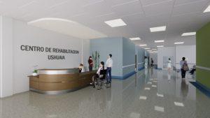 Adjudican a CONDOR SA y GADA SA UTE El Centro de Rehabilitación Ushuaia $ 349 Millones