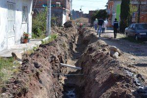 Urdinarrain: 4 oferentes en la licitación para sustituir cañería de agua potable $ 35 Millones
