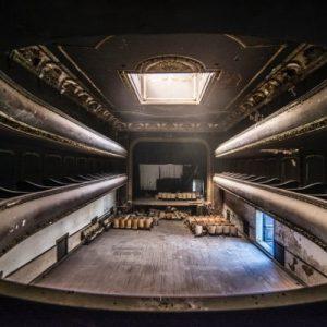 Coop Falucho Restaurara el Teatro Cervantes de Tandil $ 8 Millones