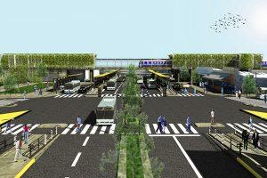 Se adjudicó a DYCASA el Viaducto Elevado Ferroviario en las Vías del FFCC Belgrano Sur  $ 3.444 Millones