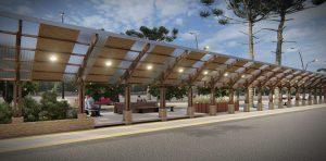 Proyecto Integral que cambiara el centro comercial de Villa Pehuenia $ 191 Millones