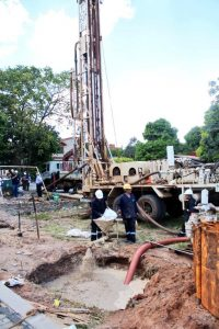 Una sola oferta para construir un nuevo pozo de agua en Saladillo Norte $ 10 Millones