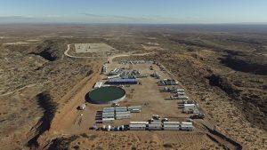 Rosental inicia la construcción del Parque Industrial de Añelo
