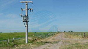 Mejoras en el servicio eléctrico de localidades de San Cristóbal y Las Colonias $ 102 Millones