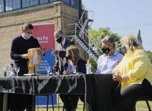 11 ofertas para de un nuevo museo ferroviario de Pérez Sta Fe $ 54 Millones