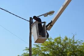 Nuevo sistema de iluminación para barrio Scarafía $ 11 Milllones