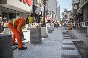 4 Ofertas para Renovación de Peatonales Bº Santa Justina – La Rioja $ 22 Millones
