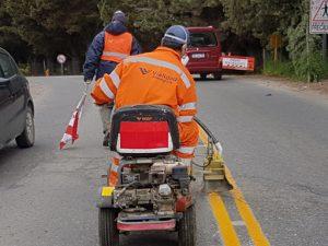 Contratación directa en Bariloche para señalización de calles $ 16 Millones