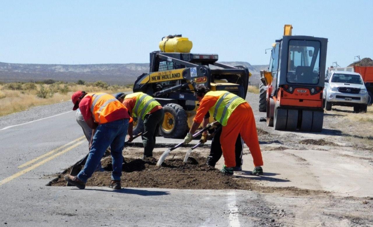 Villegas Construcciones iniciara la Ruta 25 entre Trelew y Dolavon $ 30 Millones