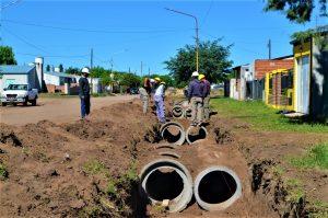 10 Ofertas para los Desagües Pluviales Bº Laguna de Ratto $ 90 Millones