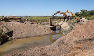 5 Ofertas para la obra de reacondicionamiento del Canal San Martín Santa FE Capital $ 36 Millones