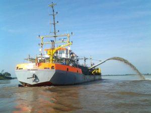 Nuevamente Única oferta para el dragado del Puerto de Mar del Plata u$s 5 Millones