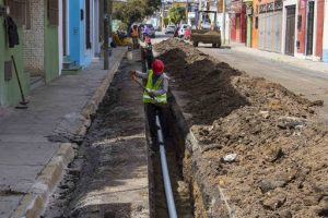 Adjudican a CONSTRUCTORA GODOY la obra de sustitución de cañerías de agua potable en Urdinarrain $ 34 Millones