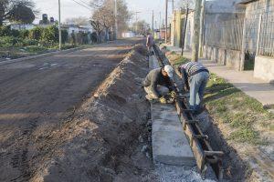 3 Ofertas para la ejecución de la obra Cordón Cuenta del bulevar Ituzaingó, Viedma $4 Millones