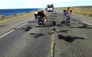 Licitan la Conservación mejorativa Ruta Nacional N°3, Santa Cruz $ 300 Millones