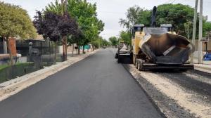 $79 Millones 4 Ofertas para la obra de asfalto en la Avenida Maestro Espinoza, Cipolletti
