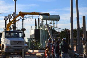 Llaman a licitaron por la Estación Transformadora Ojo de Agua $ 1.157 Millones