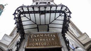 Adjudican a Estudio Ing Villa SRL la Conservación Fachada Farmacia de la Estrella $ 11 Millones
