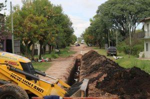 6 Oferentes en la ampliación de la red cloacal de Villaguay $ 1.070 millones