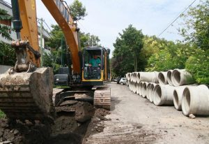 Llamado a licitación para obras hidráulicas en el Arroyo Alto Perú de San Isidro   $ 1.663 Millones