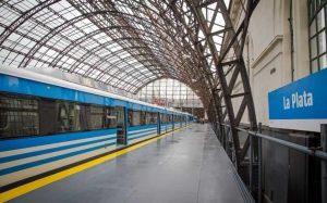 INSA comenzara el techo de la estación de trenes La Plata $ 344 Millones
