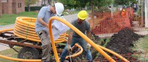 Licitan Red de Gas para el Parque Industrial II de Roca $ 130 Millones