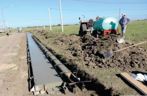 4 ofertas para obra de infraestructura Villa Dolores $ 184 Millones