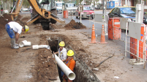 $25 Millones Paraná Construirán una red colectora cloacal en barrio Macarone