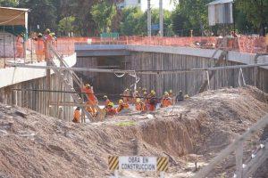$23 Millones  Tenue se adjudicó la construcción del paso a nivel en la calle Mosconi