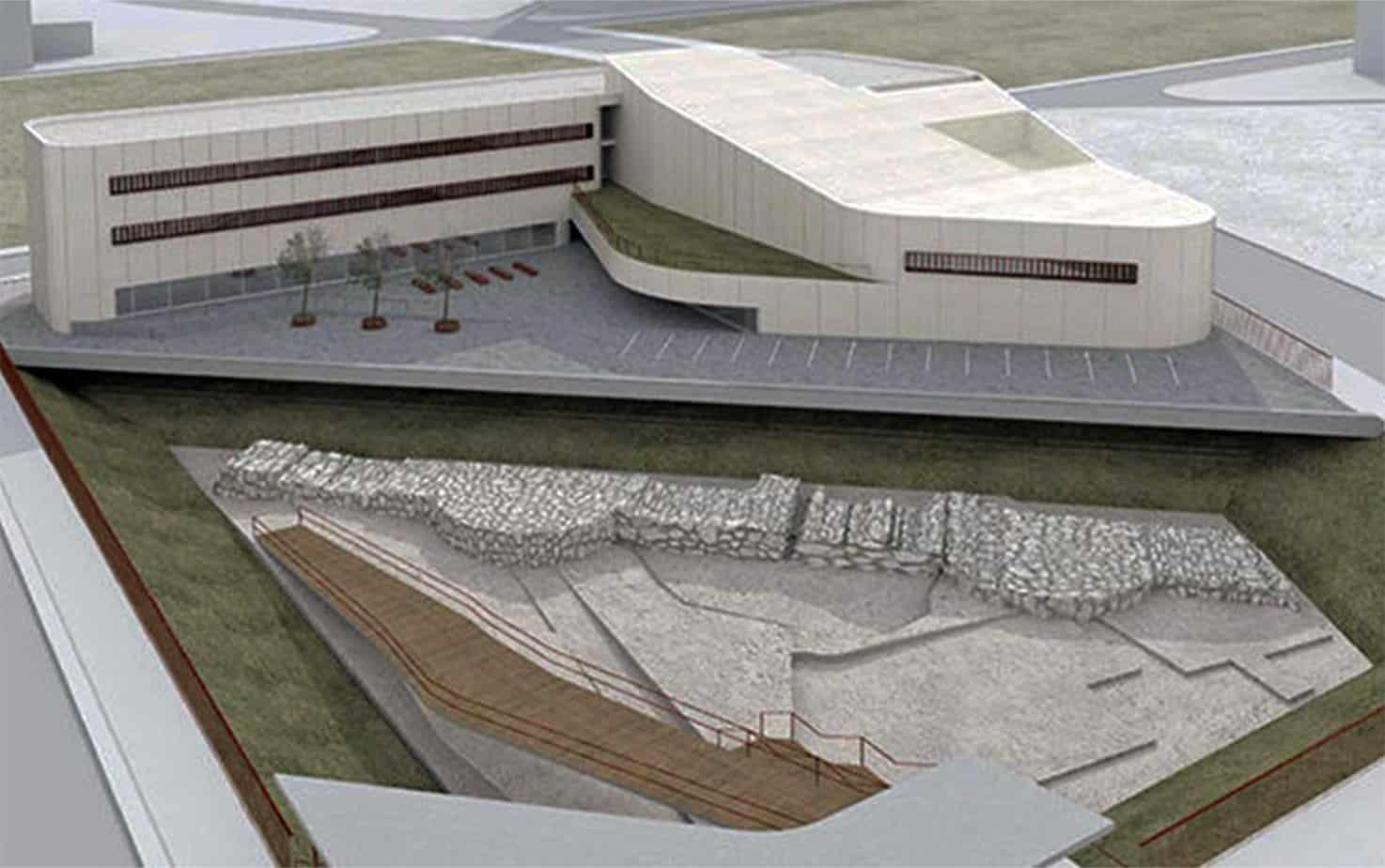 $ 24 Millones Dos ofertas para el nuevo Conservatorio de Música de Tres Arroyos