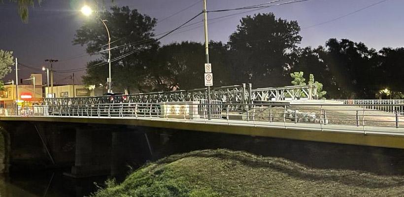 $109 Millones 4 Ofertas para el Puente Bv. Collon-Illia