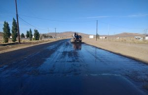 $3.000 Millones CN SAPAG firmó contrato para  la pavimentación de la ruta 65, Nequén