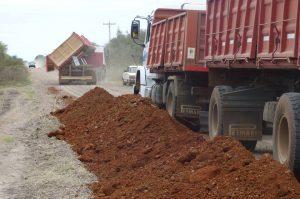 $85 Millones Única Oferta para Provisión y Transporte de Ripio Natural Arcilloso