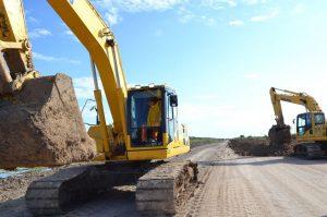 $872 Millones 5 Ofertas pavimentación de la Ruta Provincial N° 36, tramo Ruta Provincial N° 87-s (Colonia Sager) y Ruta Nacional N° 11