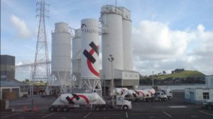 La cementera Holcim inauguró su nueva línea de producción que demandó una inversión de U$S120 millones