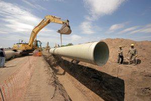$1.314 Millones 9 oferentes para ejecutar el Acueducto Traslasierra
