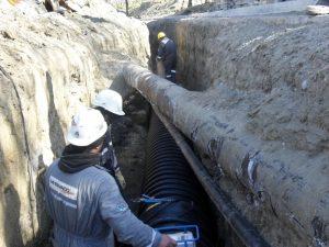 $221 Millones VIALTEC construye Obra de desagües pluviales de Esquel