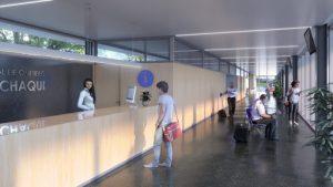 $178 Millones 7 ofertas para construir la estación terminal de ómnibus en Calchaquí