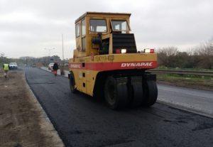 $316 Millones 4 ofertas para repavimentar la Ruta 1, entre Cayastá y Helvecia