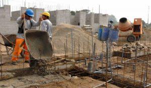 $80 Millones  construirán 25 viviendas en El barrio Los Árboles en Rivadavia
