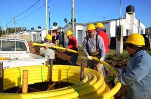 $35 Millones 4 ofertas para Red de Gas Natural en Barrio Aeroclub Gra. Roca