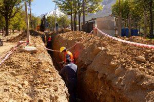 $51 Millones INGENIERIA AUSTRAL Construirá en Tolhuin tramos faltantes de redes de agua y cloacas