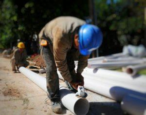 $442 Millones Desagües cloacales en Catriel 2 ofertas