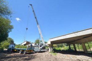 $173 Millones nuevo puente sobre el río Suquía (Río Primero) en la RP E-52 3 Ofertas