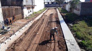 $10 Millones Única oferta para Cordón Cuneta zona prefectura Parana