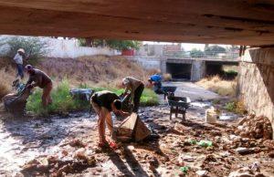 $206 Millones  ECODYMA  ejecutara obras de limpieza de arroyos de la Cuenca del Samborombón Chico
