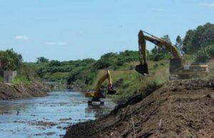 $29 Millones BRIALES  Limpiará el Arroyo Soto Forletti en Ituzaingó