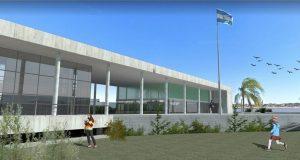 $29 Millones Coemyc inicia Edificio de Aulas Avda Costanera Sur Santa Fe