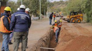 $158 Millones IVICA Avanza el Sistema Cloacal de Valle Fértil