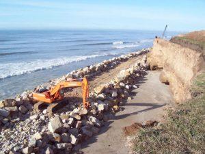 $640 Millones 2 ofertas para la Defensa Costera Ruta Nro 11, entre Santa Clara del Mar y Mar del Plata